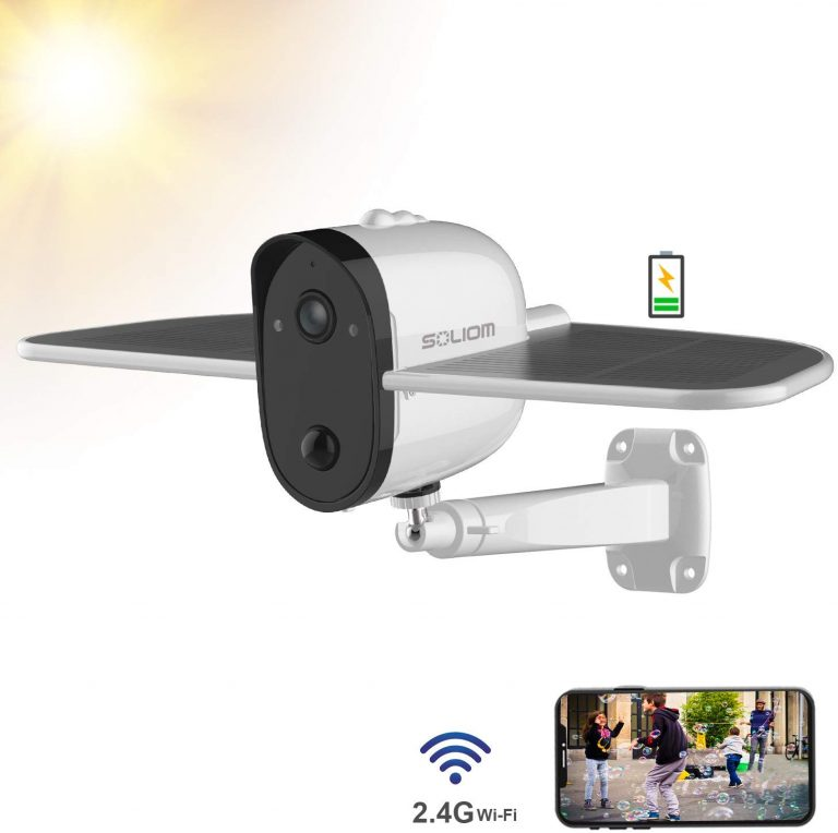 Battery technology is raising the quality of wireless solar security cameras